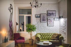 Стильно и бюджетно: квартира на Подоле от Майи Баклан