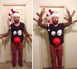 Хо-хо-хо! Самые странные, несуразные и смешные новогодние костюмы