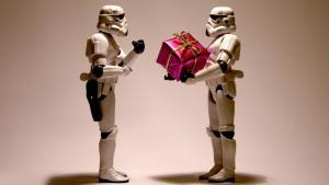 Интересные новогодние подарки. Часть 1