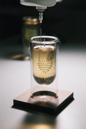 Print & drink: коктейли, напечатанные на 3D-принтере