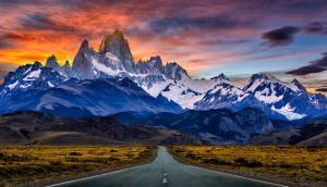 Дикая Патагония: 30 фото и фактов, которые заставят вас в нее влюбиться