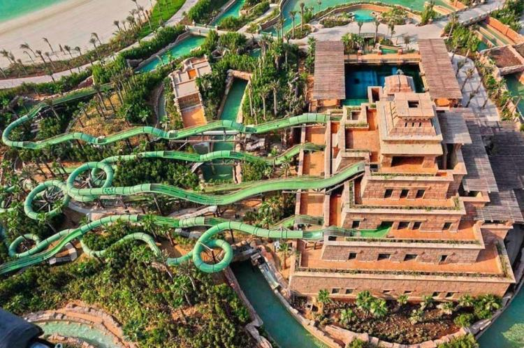 Master Blaster (аквапарк Atlantis The Palm Resort, Дубай)