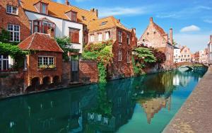 Не Венецией единой или 10 городов на воде, которые стоит посетить