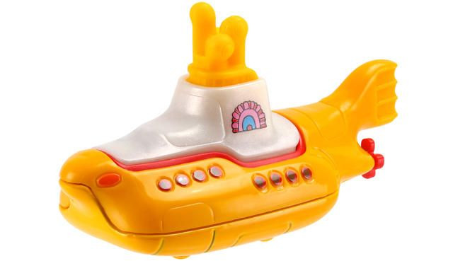 Yellow Submarine от Hot Wheels