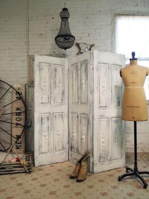 Старі міжкімнатні двері. Ідеї реінкарнації