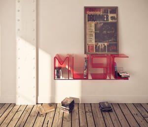 La La Home: музыкальная тематика в интерьере
