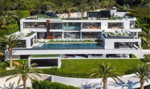 Что скрывает самый дорогой дом в США