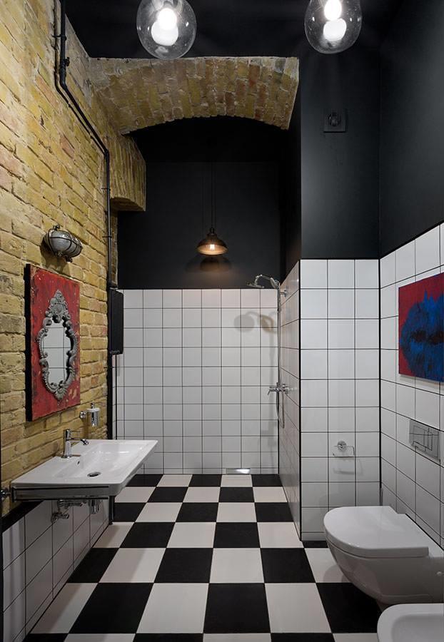 Стильный лофт в центре столицы от Design Studio Yuriy Zimenko