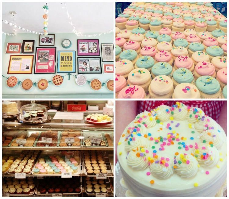 Muddy's Bake Shop, Мемфис