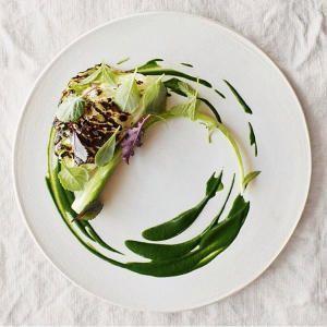 Современное искусство подачи блюд. Или мир, где еда встретила дизайн