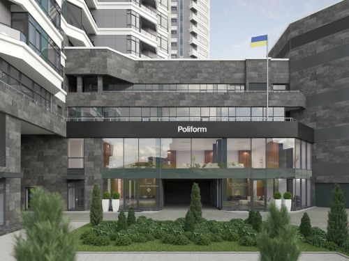 POLIFORM/VARENNA в Киеве: долгожданное открытие от DOMIO Group