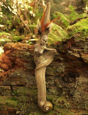 Духи природы в исполнении Дебры Бернье