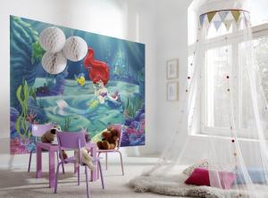 11 детских комнат по мотивам диснеевских мультфильмов