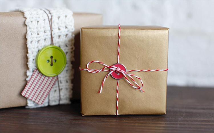 Упаковка подарков академическая 42