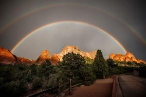 Самые потрясающие радуги, которые удалось запечатлеть фотографам