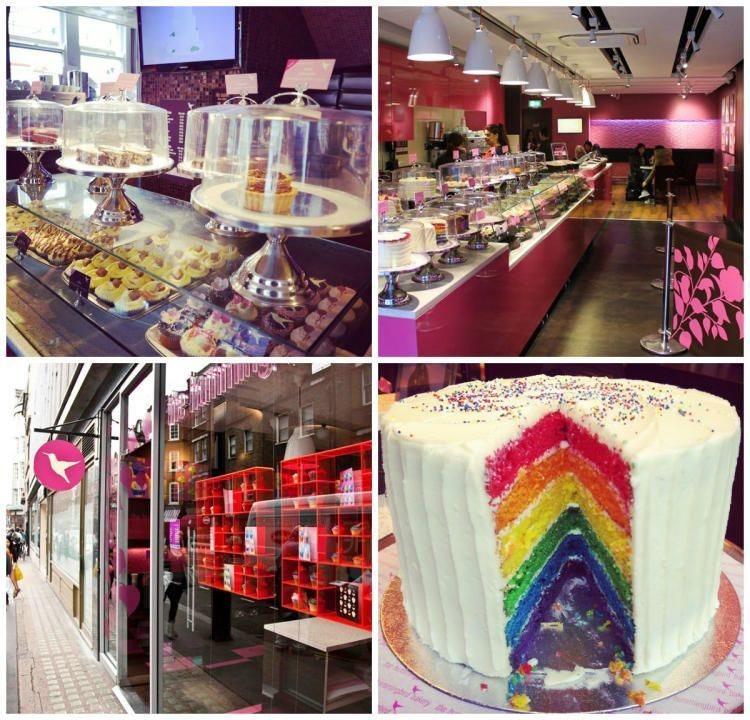 Hummingbird Bakery, Лондон