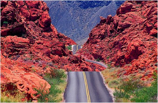 Valley of Fire Road, Невада