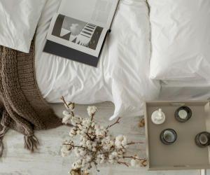 Какое постельное белье будет модно в 2017?