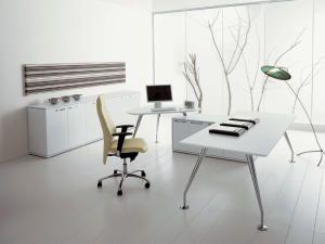 20 рабочих уголков и домашних офисов в стиле минимализм