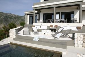 7 роскошных греческих вилл для незабываемого отдыха