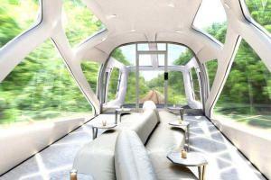 Train Suite Shiki-Shima. «Царь-поезд» для путешествий по Японии
