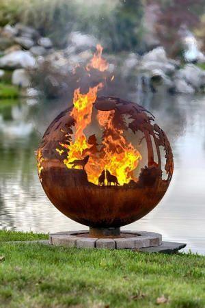 Магия огня от Мелиссы и Джейсона Криспов