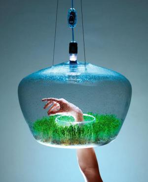 Креативне світло. 15 найцікавіших дизайнерських світильників