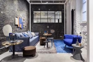 Gervasoni Showroom от Paola Navone