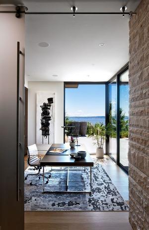30 домашних офисов с роскошным видом из окна