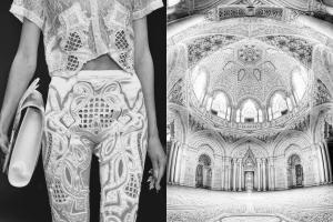Что бывает, когда модные дизайнеры находят вдохновение в архитектуре