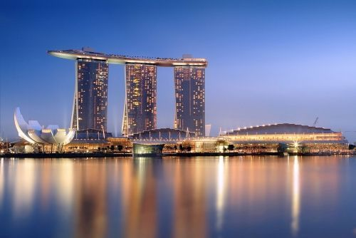Marina Bay Sands – символ Сингапура
