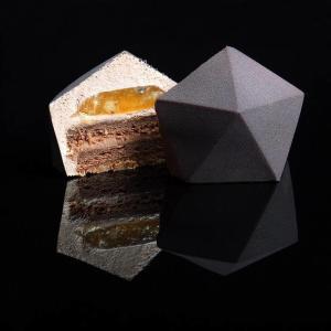 Архитектурные десерты Динары Каско
