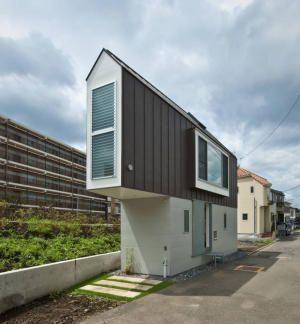 Угол для жизни или японский дом площадью 55 квадратов