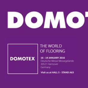 DOMOTEX HANNOVER 2016