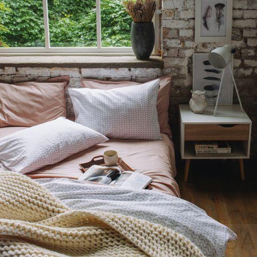 658f160e3ab24 Постільна білизна Leves Pink | Сиреневий | Інтернет-магазин дизайнерскої та  сучасної меблі для дому