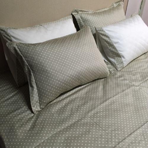 9dae66d1cdb32 Постельное белье Горохи   Бежевый   Интернет-магазин дизайнерской и  современной мебели для дома,