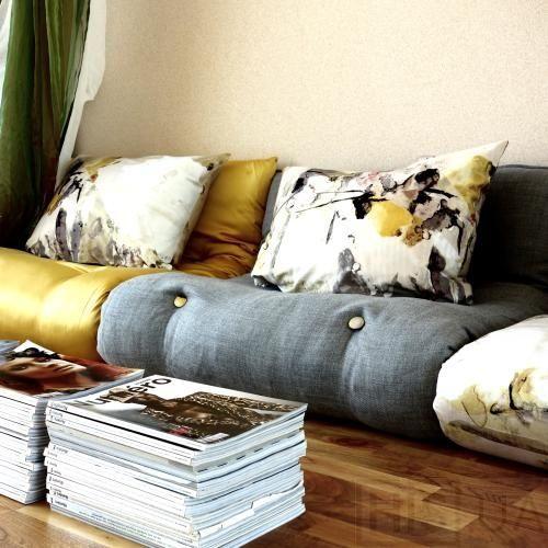 Декоративные диваны — роскошь и уют в каждом доме